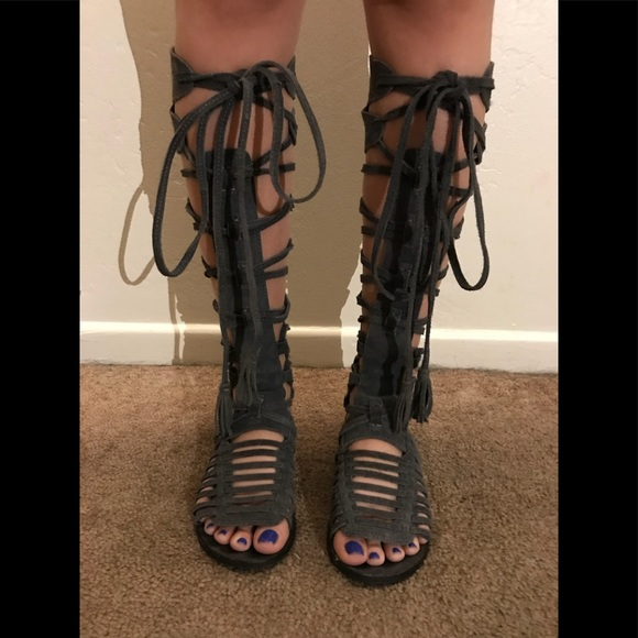 3c33acfe6 Free People Shoes - Free People Gladiator Sandals